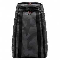 Douchebags, The Hugger 60L, Black Camo
