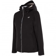 4F Melanie womens ski jacket, black