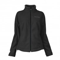 DIEL Micro fleece jacket, women, black