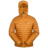 Montane Featherlite Mens Down Jacket, gold
