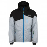 Kilpi Oliver, ski jacket, men, grey