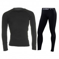 Cairn Warm 180, base layer set, men, Black
