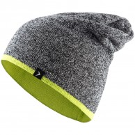 4F outhorn turnable beanie, dark grey/green