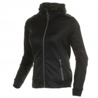 Cairn Bassia W, mid layer, women, Black Graphite