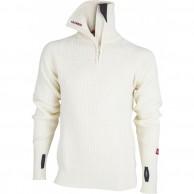 Ulvang Rav sweater w/zip, mens, vanilla