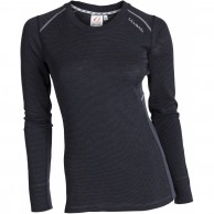 Ulvang Rav 100% round neck, women, black