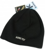 Kama knitted beanie with Gore-Tex, black
