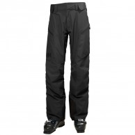 Helly Hansen Backbowl Cargo mens ski pants, black