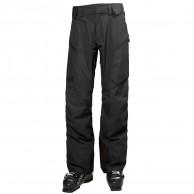 Helly Hansen Backbowl Cargo mens ski pants, black