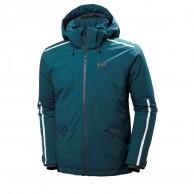Helly Hansen Vista ski jacket, mens, green