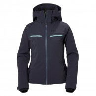 Helly Hansen W Alphelia Ski Jacket, women, blue