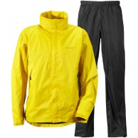 Didriksons Main Mens Set, Rain Suit, yellow
