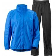 Didriksons Main Mens Set, Rain Suit, Aqua blue