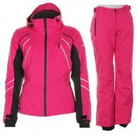 DIEL Chelsey/Chara ski set, women, magenta