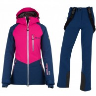 Kilpi Montana/Rhea-W ski set, women, dark blue