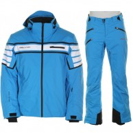 DIEL Albert/Argo ski set, men, blue
