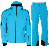 DIEL Bond/Bart ski set, men, blue