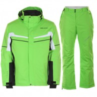 DIEL Charles/Chad ski set, men, green