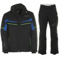 DIEL Charles/Chad ski set, men, black