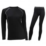 Ulvang 50Fifty 2.0 underwear set, women, black
