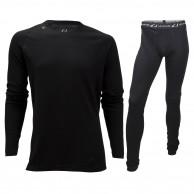 Ulvang 50Fifty 2.0 underwear set, men, black