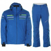 DIEL Chopper/Chad ski set, men, blue