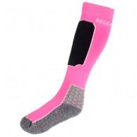 Seger Racer, Ski Socks, shock pink