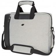 4F Messenger Bag, light grey