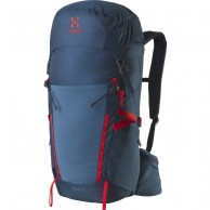Haglöfs Spira 35 Backpack, blue/red