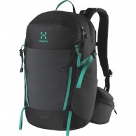 Haglöfs Spiri 23 Backpack, black/turquoise