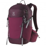 Haglöfs Spiri 23 Backpack, aubergine