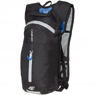 4F Bike 8L, Biking Backpack, black