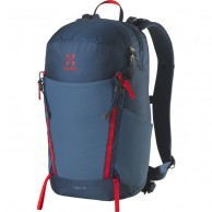 Haglöfs Spira 20 Backpack, blue/red
