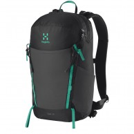 Haglöfs Spiri 20 Backpack, black/turquoise