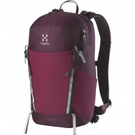 Haglöfs Spiri 20 Backpack, aubergine