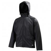 Helly Hansen Voss, rain Jacket, mens, black
