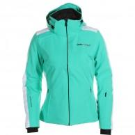 DIEL Brenda ski jacket, women, green
