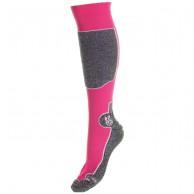 Seger Racer, Mens Ski Socks, pink