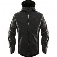 Haglöfs Tourus Jacket, Mens Shell Jacket, black