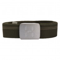 Haglöfs Stretch Webbing Belt, deep woods
