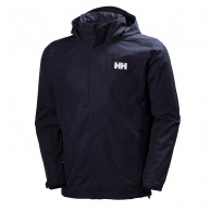 Helly Hansen Dubliner, Rain Jacket, men, navy