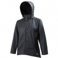 Helly Hansen W Voss, rain Jacket, women, black