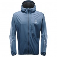 Haglöfs L.I.M Proof Jacket, men, tarn blue
