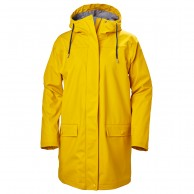 Helly Hansen W Dunloe, Rain Jacket, women, yellow