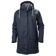 Helly Hansen W Dunloe, Rain Jacket, women, blue