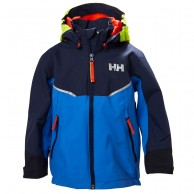 Helly Hansen K Shelter, Rain jacket, blue