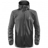 Haglöfs L.I.M Comp Jacket, men, darkgrey