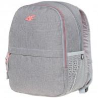 4F Mini, kidsbackpack, 7L, kids, grey