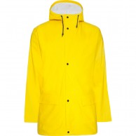 Weather Report Torsten, rain jacket, mens, yellow