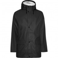 Weather Report Torsten, rain jacket, mens, black